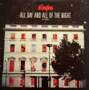 "Stranglers (The) - All Day And All Of The Night (12"") (VG-/VG+)"
